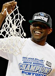 #Kentucky beat Baylor for trip to Final Four- Darius Miller :)