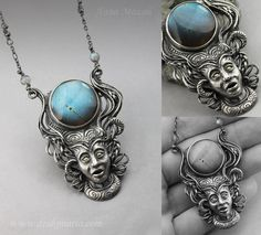 Unique jewellery by Anna Mazoń: Rendez-vous with PMC Sterling :-)