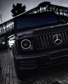 G-class 63 amg ❤️😍📸 Mercedes G Wagon, Mercedes Black, Mercedes Benz G Class, Mercedes Benz Models, Mercedes Maybach, Mercedes Benz Logo, Mercedes Benz Cars, Mercedes Benz Wallpaper, Corvette