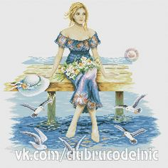 Zz Cross Stitch Angels, Cross Stitch Bird, Cross Stitch Flowers, Cross Stitching, Cross Stitch Embroidery, Cross Stitch Patterns, Knitting Patterns, General Crafts, Hobbies And Crafts