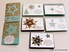 Projekte vom Last-Minute-Weihnachtsworkshop letzte Woche   http://eris-kreativwerkstatt.blogspot.de/2014/12/projekte-vom-last-minute.html