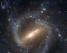 Hubble image of NGC 1073