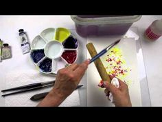 Have Fun Learning Watercolor DVD Preview   Dreamscaping With June Rollins®