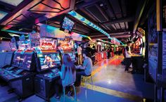 Time Out Hong Kong | HK's best arcades