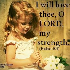 When I have learnt to love God better than my earthly dearest, I shall love my earthly dearest better than I do now.