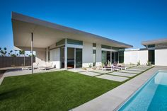 House in Palm Springs by o2 Architecture (5)