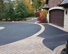 Asphalt Driveway | C Construction & Roofing Corp, General Contractor