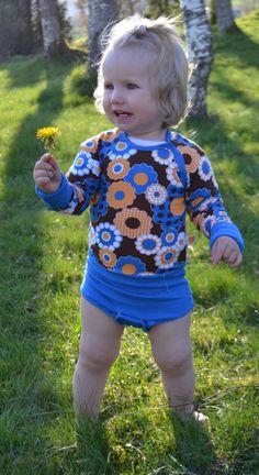 tiljamid brown flower body   Love It Love It Love It