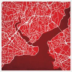 Istanbul, Turkey Print now featured on Fab.