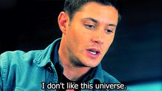 my attitude towards the supernatural season 9 finale after i watch it
