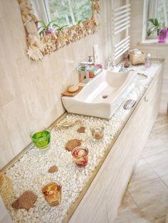 Łazienka w stylu morskim zapraszamy www.dekostacja.pl