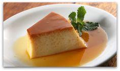 Pudim de Papaia | Papaya pudding