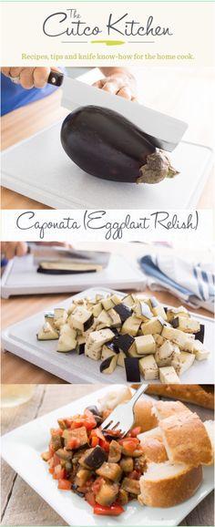 caponata eggplant relish eggplant relish caponata i serve the ...