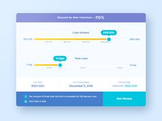 Calculator for Microсredits - Online Mortgage Calc - Watch this before applying Va Mortage Home Loan - Calculator for Microсredits Dashboard Interface, Web Dashboard, Dashboard Design, App Ui Design, User Interface Design, Ui Ux, Design Web, Price Calculator, Online Calculator