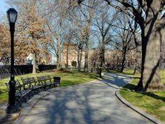 Maria Hernandez Park, Bushwick