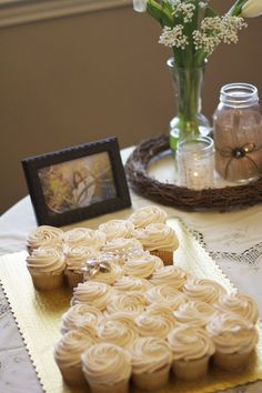 Devon Rachel: Morgan's Bridal Shower Cupcakes ~ Wedding  ideas