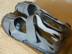 6c04adf6915 NIB Women s Shoes Size 7.5 Women s Sandals Size 7.5 Gray Grey Cushioned  Insoles  fashion