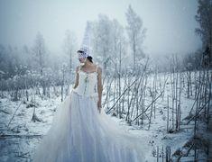 Silver winter photo by Eugenia Berg