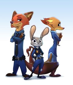 Image result for Jealous Judy - Zootopia by Ruffu