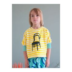 thonet sweatshirt bobo choses kids clothes