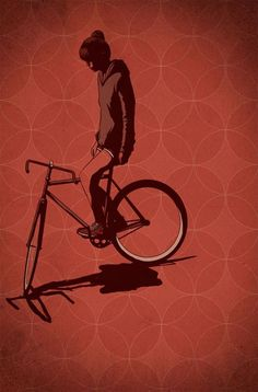 fixed gear by Adams Carvalho