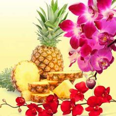 NG Pineapple Orchid Type Fragrance Oil from world famous, Natures Garden fragrance oils. #designerscent #namebrandscent #designerfragrance #candlescent #soapfragrance #fragranceoil #fragranceoils #dupllicatedscents #namebrandduplication #namebrandfragranceoils #ngpineappleorchidtypescent