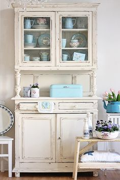 shabby chic buffet pippa antiquit ten k chen und k chenschr nke. Black Bedroom Furniture Sets. Home Design Ideas