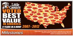 the Perfect Birthday Party with Little Caesars Pizza . . Voted Best Value in America | MyCouportiera