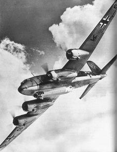 Focke-Wulf 200 Condor in flight.