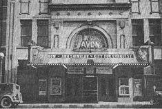 Haunted Decatur    Avon theatre