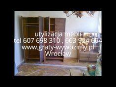 wywóz meblościanek Wrocław,wywóz mebli,wersalek Wrocław