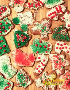 Christmas Cookies - The Creativity of our Children - The Bubbly Hostess
