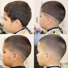 Check this out from Go check em Out Check Out for 57 Ways to Build a Strong Barber Clientele! Barber Haircuts, Haircuts For Men, Great Hairstyles, Boy Hairstyles, Boys Fade Haircut, Hair Cutting Techniques, Little Boy Haircuts, Barbers Cut, Tapered Haircut