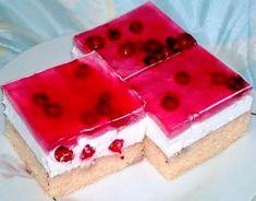 Recepty na koláče s červenými ríbezľami | Naničmama.sk Sweet Tooth, Food And Drink, Pudding, Sheet Cakes, Baking, Puddings