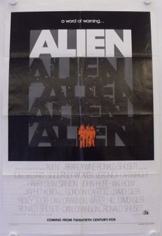 ALIEN - relive the scare. Yikes!