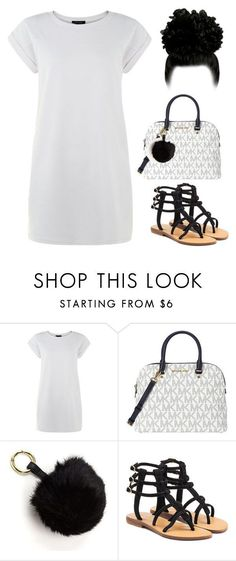 """""""Untitled #101"""" by amaiah14 ❤ liked on Polyvore featuring Michael Kors and Mystique"""