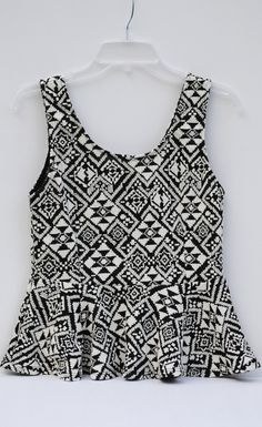 Cute Tribal Tank Top - Only $13.99