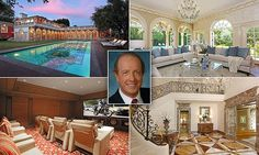 Beverly Hills mansion with bullet-proof safe room on sale for $29million | Daily Mail Online