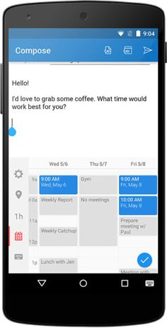Sunrise Calendar has a new keyboard extension that centers on scheduling - https://www.aivanet.com/2015/05/sunrise-calendar-has-a-new-keyboard-extension-that-centers-on-scheduling/