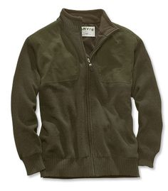 Just found this Wool+Cardigan+Sweater+for+Men+-+Foul-Weather+Cardigan+Sweater+--+Orvis on Orvis.com!