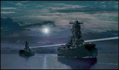 (IJN) IMPERIAL JAPANESE NAVY: YAMATO, LARGEST BATTLESHIP IN HISTORY.