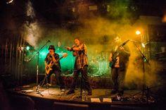 """Inaguro el espacio con """"Deus X Machina"""", durante el festival """"Ángeles del metal"""" en su segunda edición. Foto: Aldy Sanso."""
