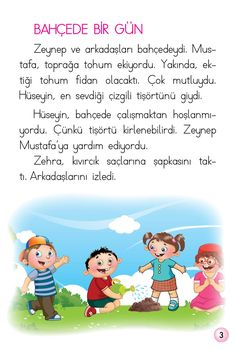 1. Sınıf Konu Anlatım HİKAYELER (OKUMA DİZİSİ) Learn Turkish, Turkish Language, Learning Arabic, Family Guy, Education, Math, Blog, Reading, Fictional Characters