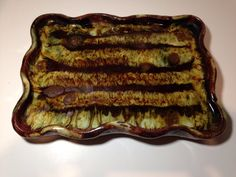 Ceramic Tray by Cliff Pottery In Youghal Ireland on Etsy, $20.00