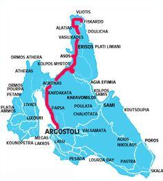 Tours in Kefalonia