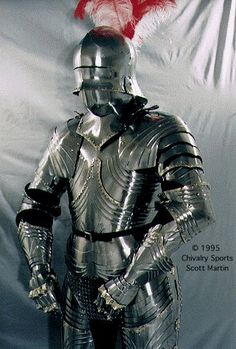 The knight was one of three types of fighting men during the middle ages: Knights, Foot Soldiers, and Archers. The medieval knight was the equivalent of the modern tank. He was covered in multiple layers of armor, and could plow through foot soldiers standing in his way. No single foot soldier or archer could stand up to any one knight. Knights were also generally the wealthiest of the three types of soldiers.