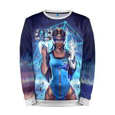 Awesome Mens Sweatshirt 3D: UP Overwatch Gear – Search tags:  #2XL #3XL #4XL #5XL #6XL #apparel #L #M #overwatchapparel #Overwatchbuymerchandise #Overwatchcollectibles #overwatchgear #Overwatchgifts #overwatchmerchaustralia #overwatchmerchgenji