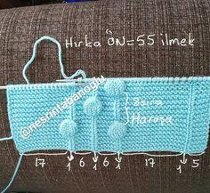 Bon Bon Candy Knitting Baby Cardigan Making 1 – MyHeartLife Cardigan Bebe, Knitted Baby Cardigan, Knitted Baby Blankets, Baby Knitting Patterns, Knitting Stitches, Hand Knitting, Bon Bon Candy, Crochet Baby, Knit Crochet