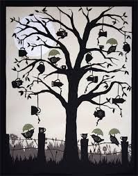 art of paper cutting - Google Search
