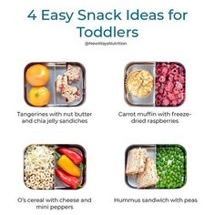 It's snack time! Is your response 🦸♀️👊 or 🥴?? For so many, snacks can seem overwhelming, and are often just throwing things together at the last minute from whatever you have on hand. And while that's definitely a doable option, there are a few ways that we can think about snacks to make them both easy AND nutritious. #babyledweaningideas #parentingtips #parenting101 School Snacks For Kids, Healthy School Snacks, Healthy Toddler Snacks, Snacks To Make, Easy Snacks, Kid Snacks, Stuffed Mini Peppers, Carrot Muffins